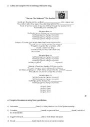 English worksheet: Grammar