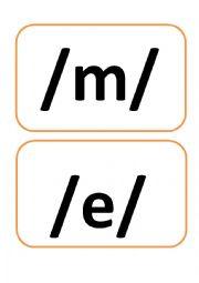 English worksheet: phonetic