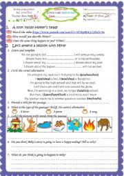 school rules ( module 2 lesson one)