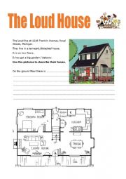 The Loud House home