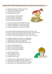 Present Perfect & Present Perfect Continuous