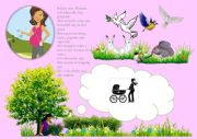 English Worksheet: Story telling Reading (by teachers)