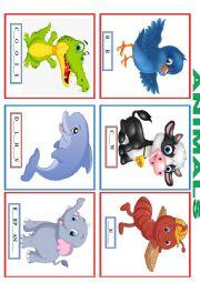 Flashcards - animals 2