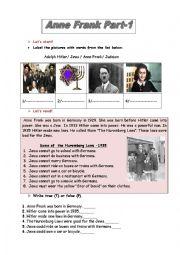Anne Frank P1