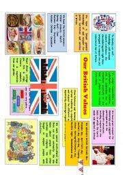 Our British Values