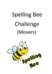 English Worksheet: Movers Vocabulary Challenge