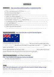 Webquest Australia