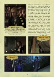 English Worksheet: THE STORY OF DR. JEKYLL and MR. HYDE PART 2.  page 5 of 10