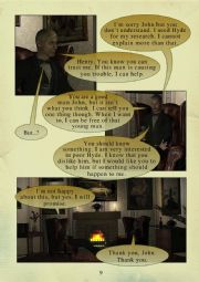 THE STORY OF DR. JEKYLL and MR. HYDE PART 2.  page 4 of 10