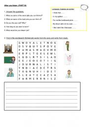 English Worksheet: Song by Shania Twain - she�s not just a pretty face- PART III : AFTER YOU LISTEN -FOLLOW UP