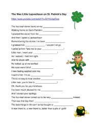 Song for Saint Patrick´s Day