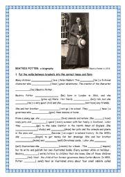 Beatrix Potter : a biography
