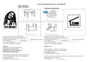 SONG WORKSHEET - I WANNA LOVE YOU (HOUSE PARTS)