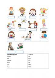 English Worksheet: Personality Adjectives