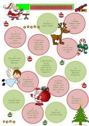 Christmas True or False
