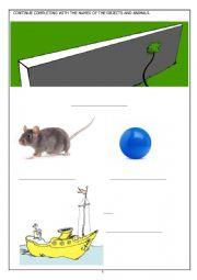 Objects Dr Seuss Starters 2