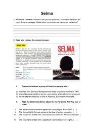 Selma - Movie