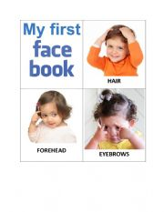 My First FACE Book