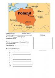English Worksheet: Meet Poland