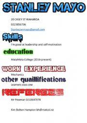English worksheet: tupac