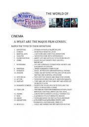 THE WORLD OF CINEMA PART-1