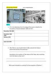 Occupying Alcatraz 1969 - 1971