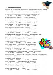 REVISION EXERCISES B2 WITH KEY