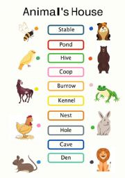 House of Animals