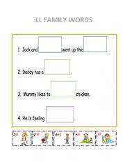 ill Family words