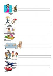 Comparatives and Superlatives Sentence Building