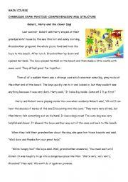reading comprehension, literature