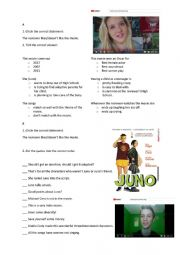 Viewing: Two reviews on the movie Juno