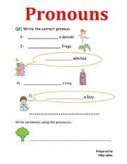 useful worksheet for kids