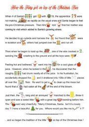 Christmas Fairy Story