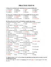 Test Grade 11