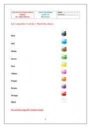 unit 6 lesson 16 lesson 17 6th form Tunisia