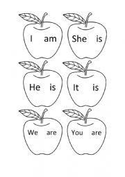 apple matching game