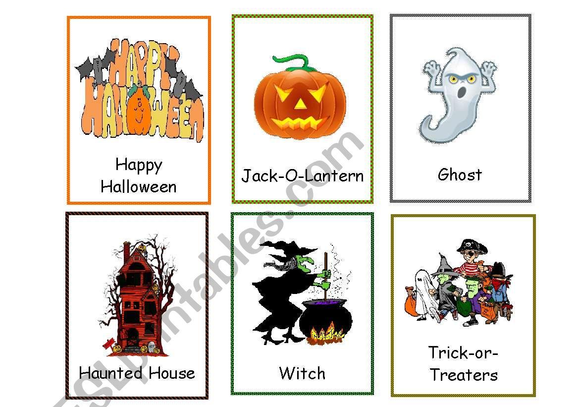 photo regarding Happy Halloween Cards Printable referred to as halloween playing cards printables -