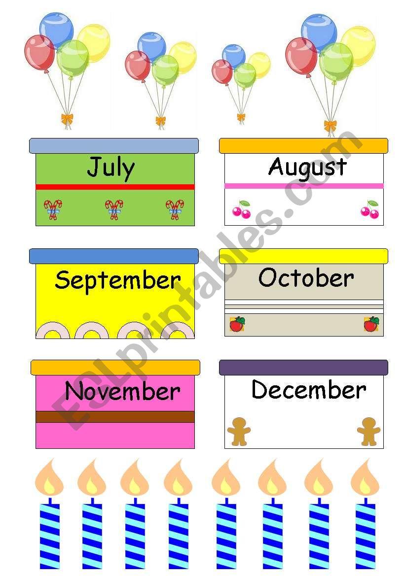 Bulletin board set / 2 worksheet