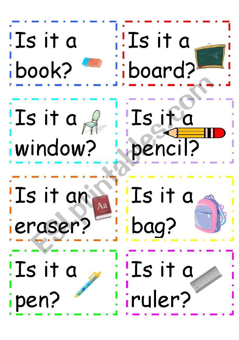 Yes Or No Questions Worksheets For Kindergarten