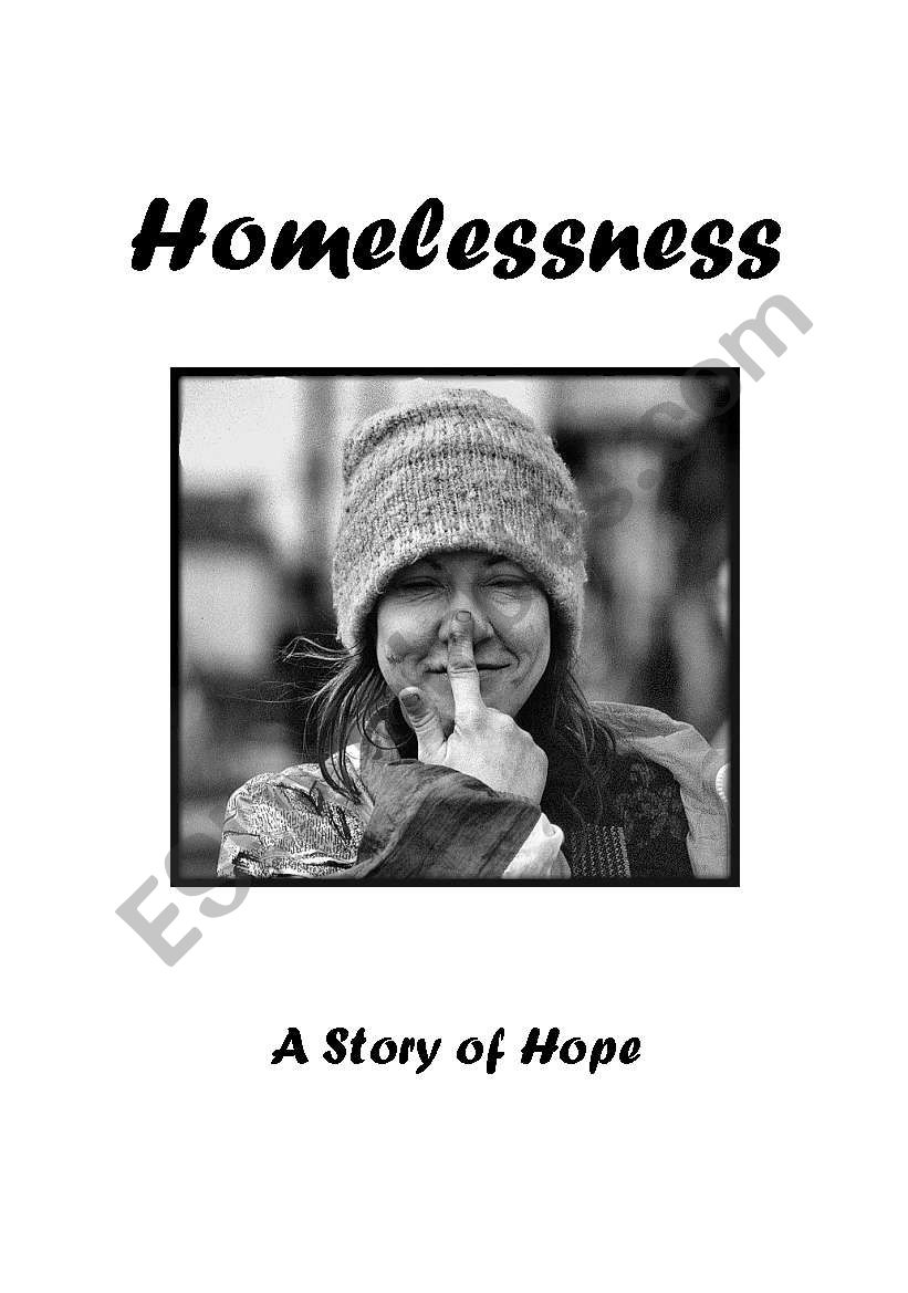 Homelessness - a story of hope