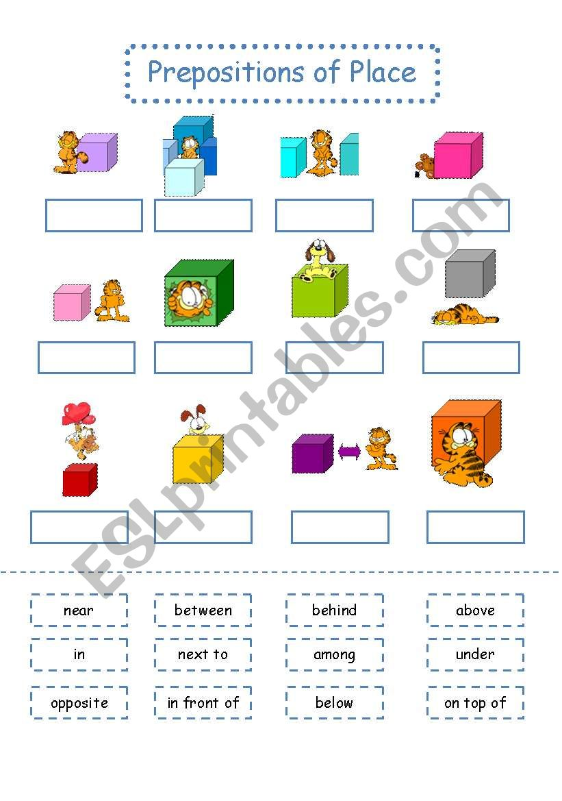 prepositions of place esl worksheet by emstacks. Black Bedroom Furniture Sets. Home Design Ideas