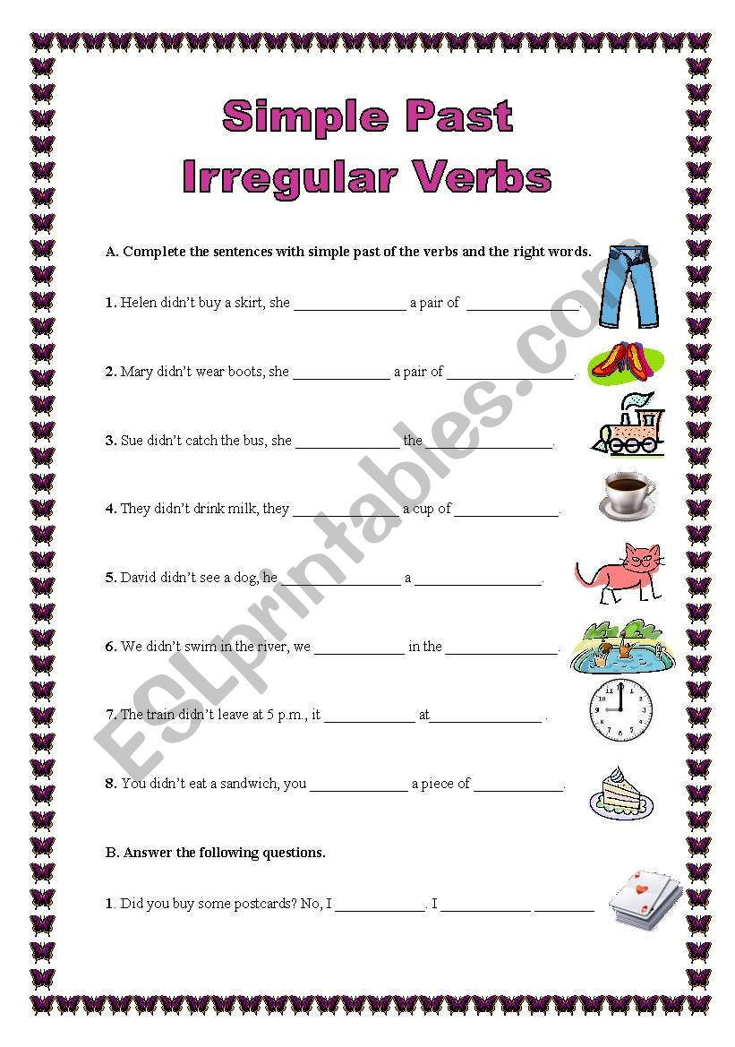 Brilliant Ideas Of Irregular Action Verbs Worksheet 2nd Grade with likewise Irregular Past Tense Verbs Worksheet Download Free   Free Educations furthermore Past Simple Test Regular Irregular Verbs   ESL worksheet by likewise 9 Irregular Past Tense Verbs Worksheet   Past Tense Verbs Worksheets as well  likewise esl verb tense worksheets – rapirapi info together with Free Past Tense Verb Worksheets Past Irregular Poster To Print Past as well Verbs Worksheets   Irregular Verbs Worksheets further Present Tense Verbs Worksheets For Grade 2   Irregular Verbs in addition Regular and Irregular Verb Worksheets in addition Simple Past   irregular verbs  26 10 08    ESL worksheet by besides Irregular Past Tense Verbs  Found It    Worksheet   Education furthermore Irregular Past Tense Verbs Check in   Language   Pinterest likewise Irregular simple past tense verbs worksheet furthermore Helping Verbs Worksheet For Grade 2 Image Irregular Past Tense as well Using Irregular Verbs  Past Tense   Printable Clroom Activity. on irregular past tense verbs worksheet