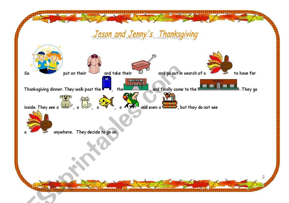 Jason and Jenny´s Thanksgiving (2/7)