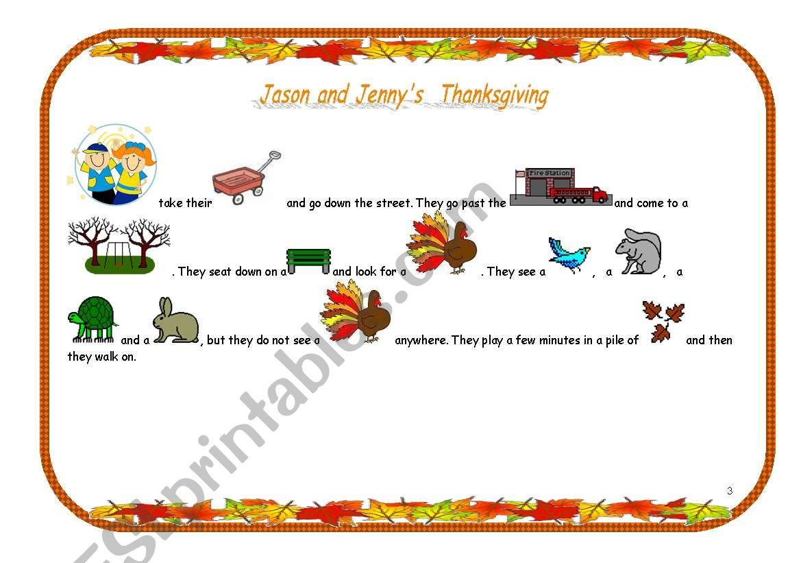 Jason and Jenny´s Thanksgiving (3/7)