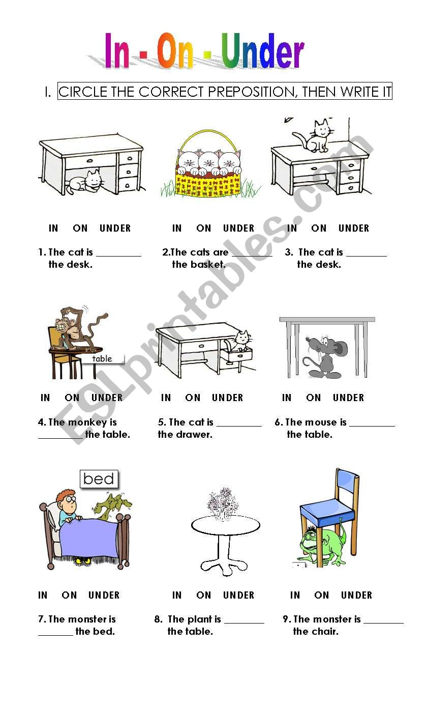 It is an image of Divine Printable List of Prepositions
