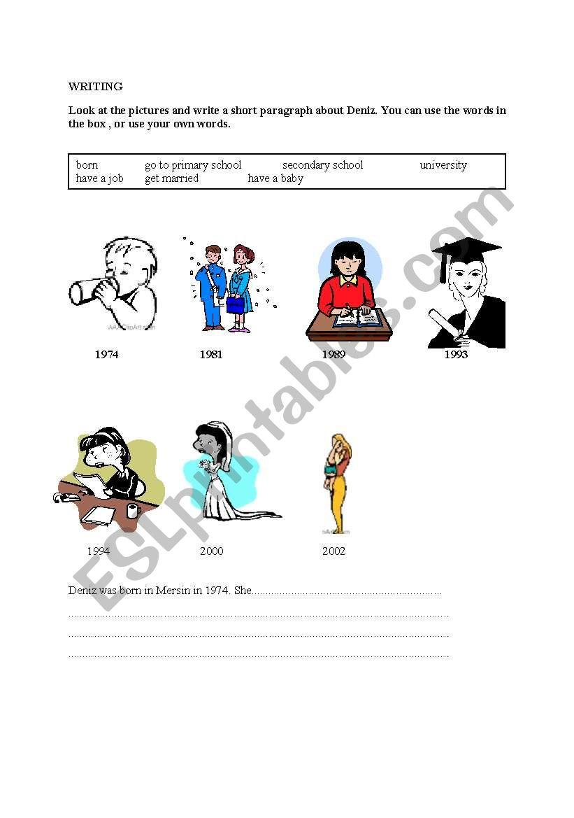 simple past tense worksheet