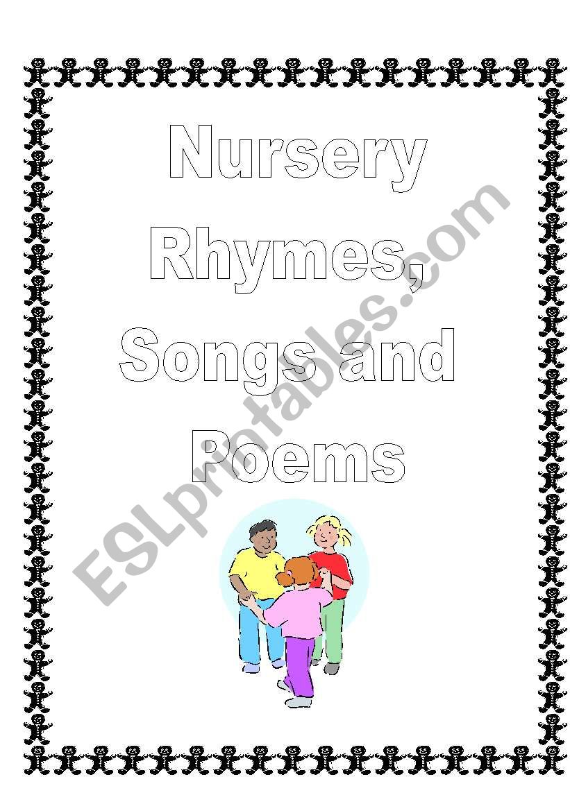 Nursery Rhymes, Songs and Poems 1/4