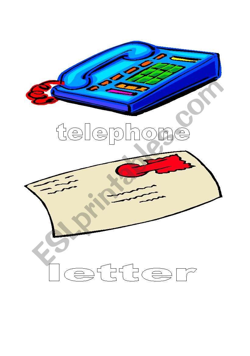 communication worksheet