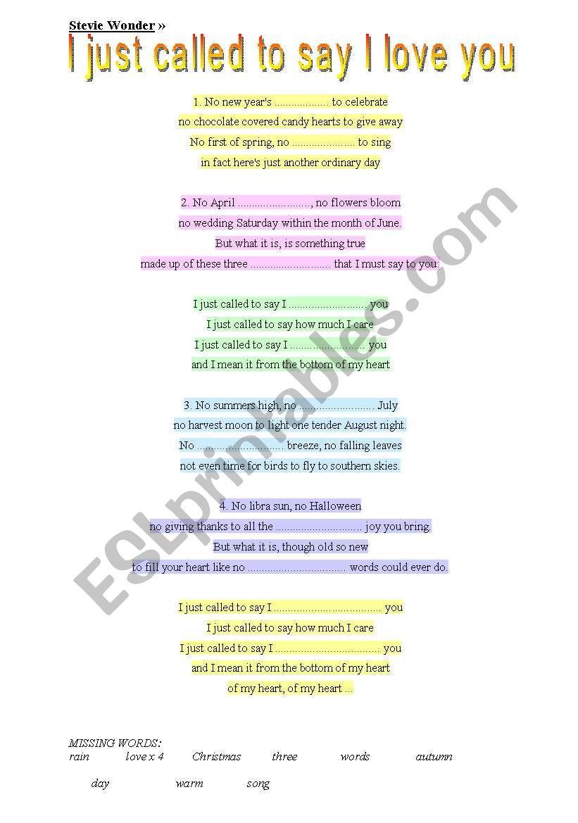 Stevie Wonder- Listen to the popular song
